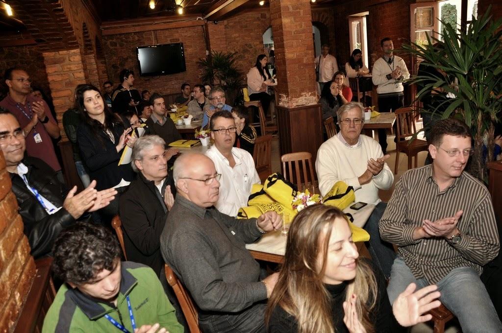 Representantes de entidades de classe e empresários participam do pré-lançamento do Festival Sesc de Inverno