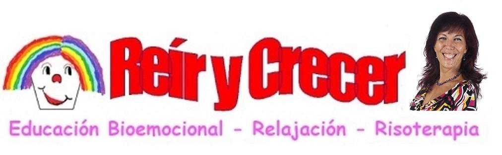 REÍR Y CRECER