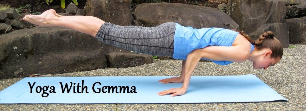 Yoga With Gemma