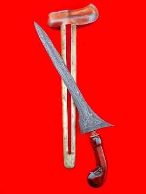 Tilam Upih, Wengkon, Tepen Kulit Semongko, Pusaka Tuban, Pusaka Kuno, Tosan Aji
