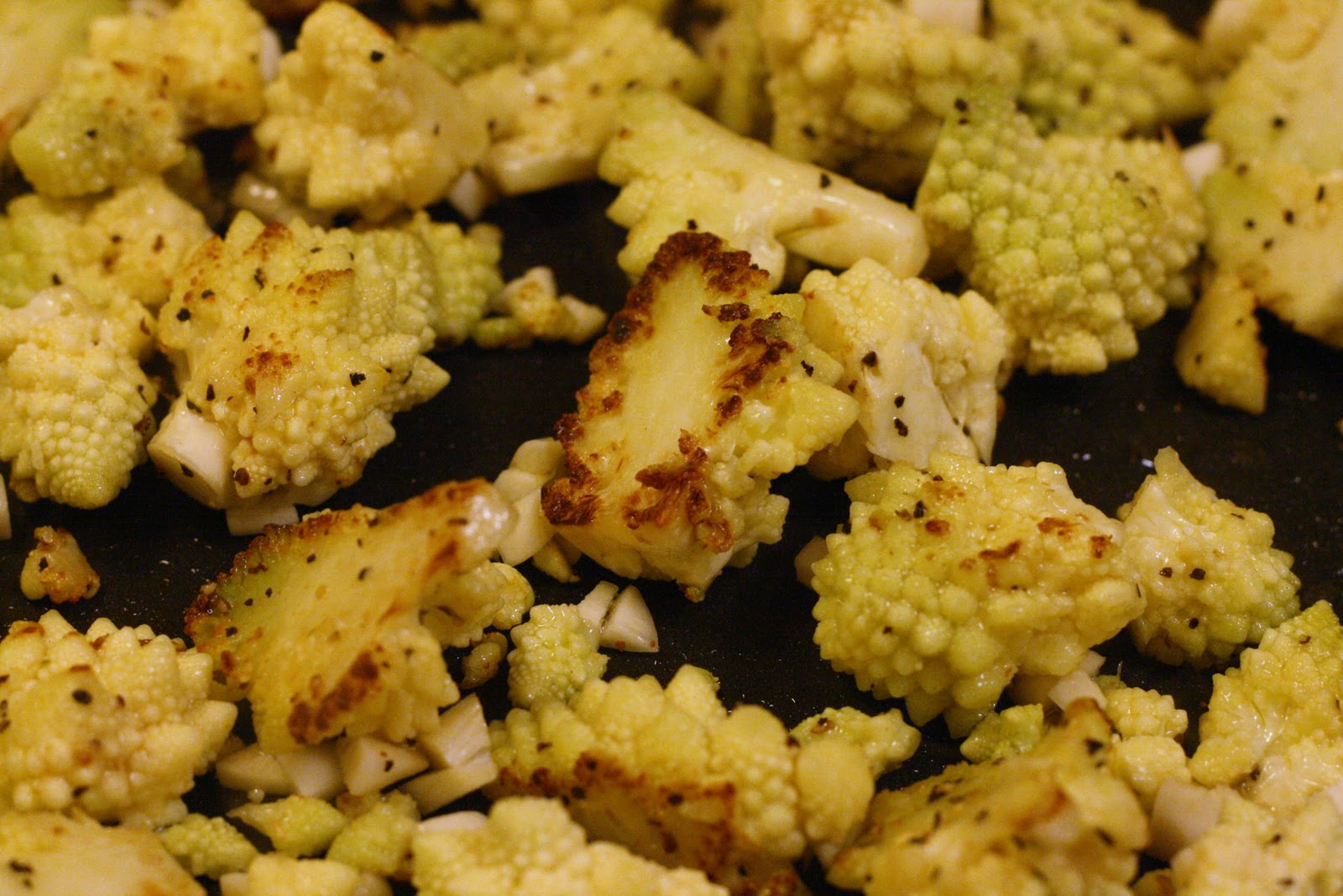 Cauliflower Puttanesca Recipe — Dishmaps