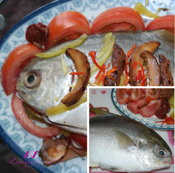how to steamed pomfret chinese cooking
