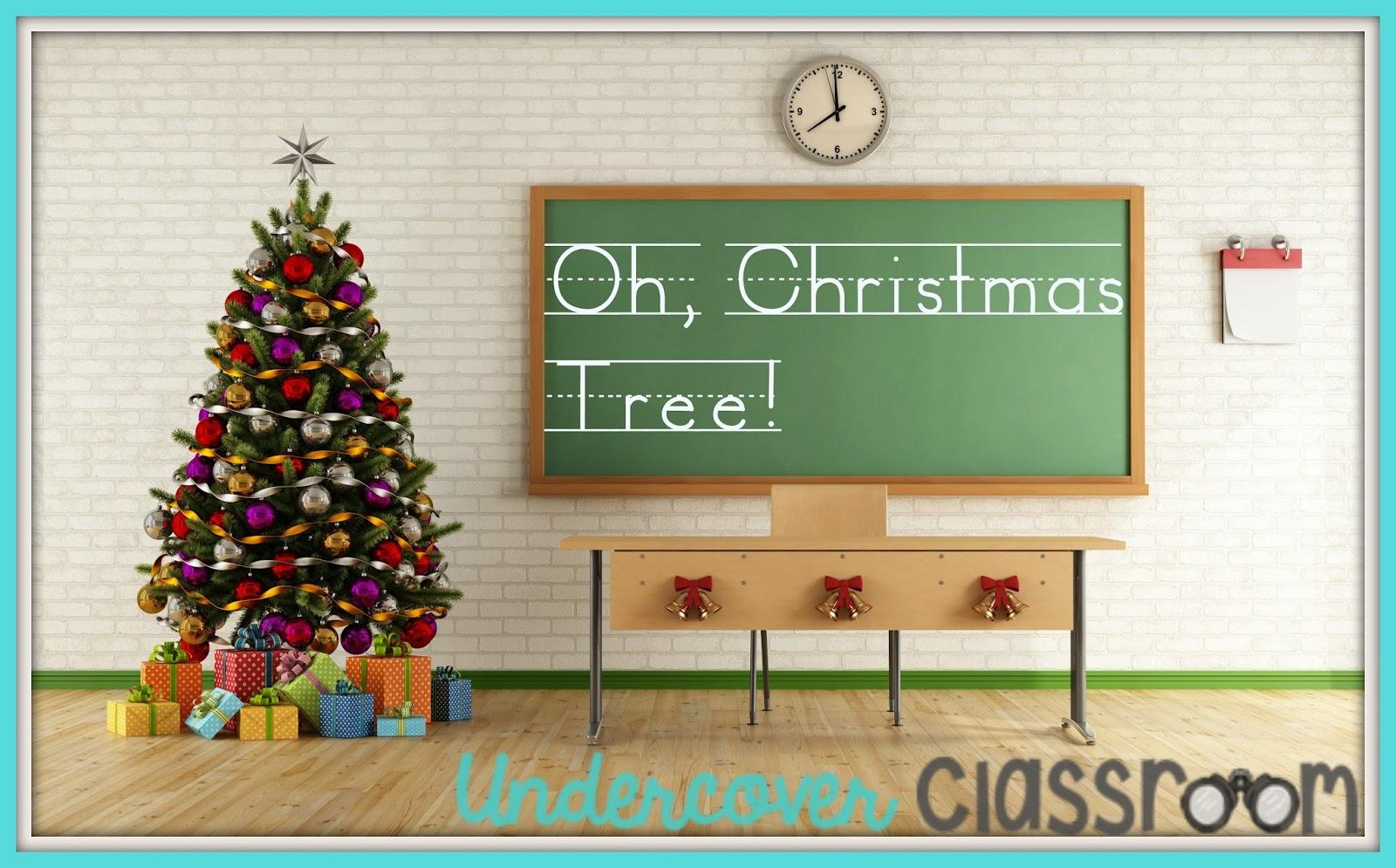 undercover christmas tree - Undercover Christmas