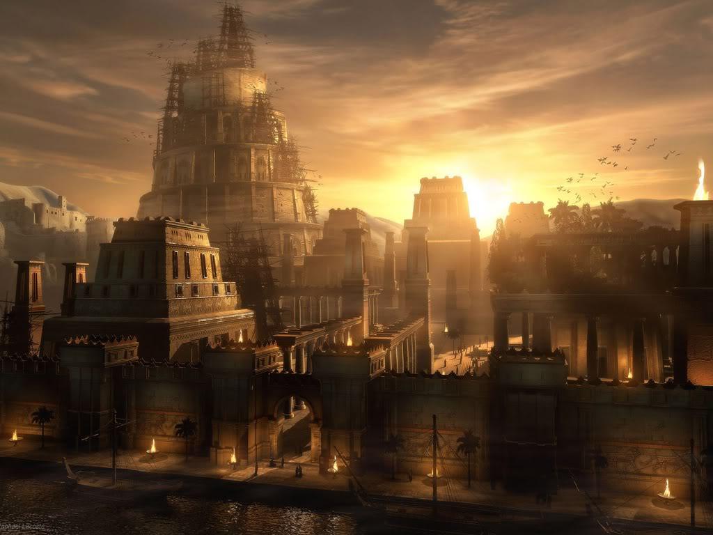 Compendio de las historias de Alegorn 1230269903_1024x768_dreamy-city-landscape