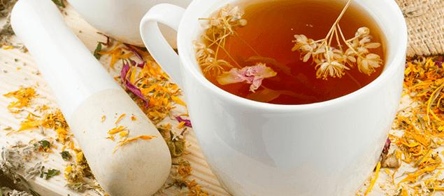 Infusiones para aliviar los cólicos menstruales