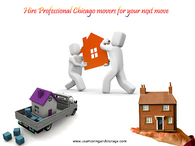 Hire Professional Chicago Movers