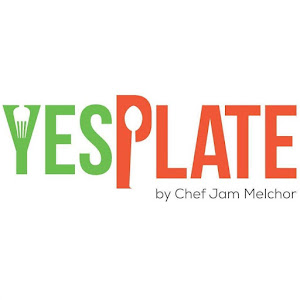 YES PLATE by Chef Jam M.