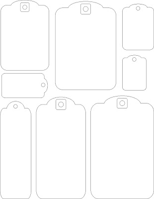 many tag templates in one pdf here