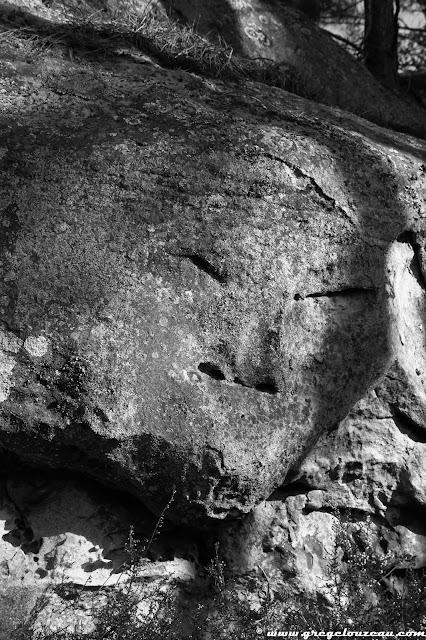 L'alien du Potala, Trois Pignons, sentier rouge, (C) Greg Clouzeau