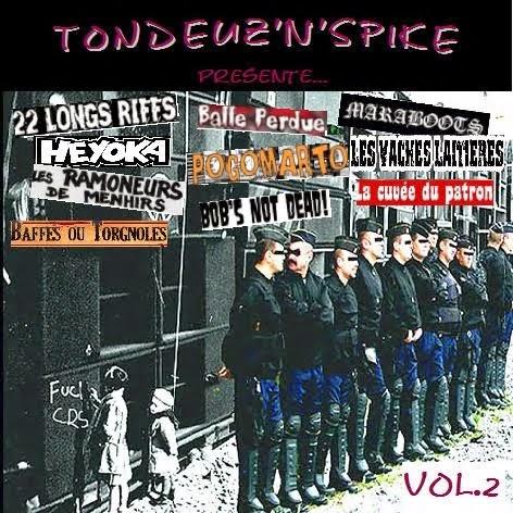 COMPIL TONDEUZ'n'SPIKE vol.2