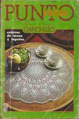R4 Punto Rama Gachillo - Centros de Mesa y Tapetes