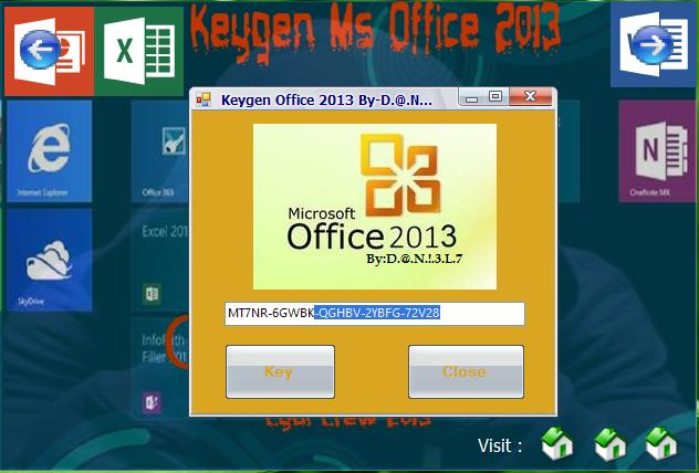 MS Office Product Key Crack Free Download