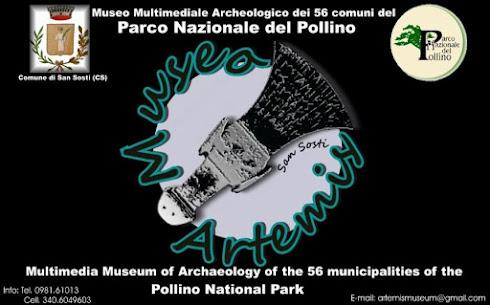 """MUSEO """"ARTEMIS"""" DEI 56 COMUNI DEL PARCO NAZIONALE DEL POLLINO"""