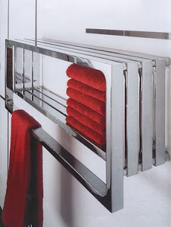 The Five Benefits Of Heated Towel Rails