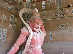 杉本寺仁王像