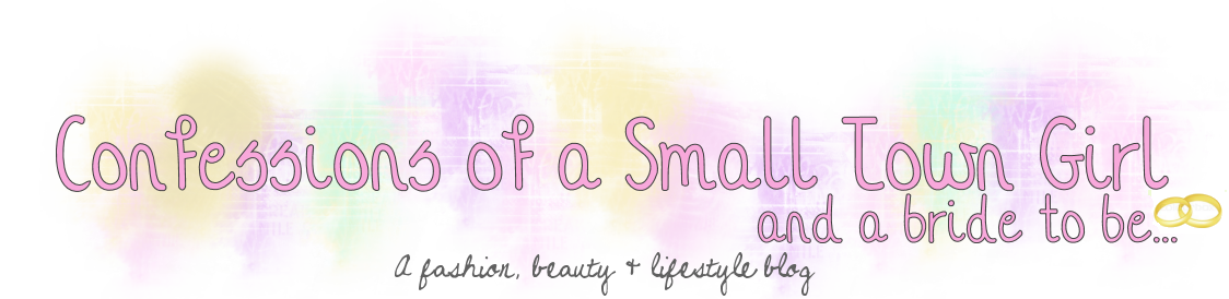 Confessions Of A Small Town Girl ♥