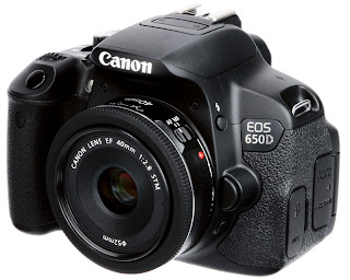 Daftar Harga Kamera Canon SLR Terbaru 2012