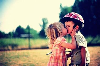 Quando te beijo quero...