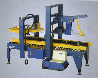 Máy dán thùng carton tự động hoạt động liên tục tạo hiệu suất cao