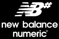 new balance numeric ©