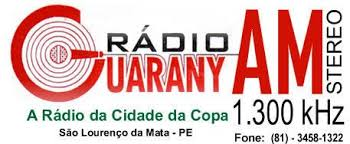 RÁDIO GUARANY AM  3458  1322