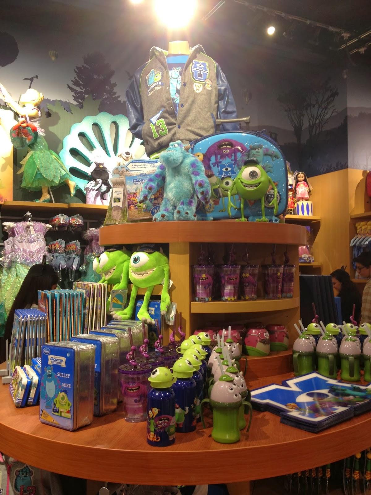 Imaginear Tony  Disney Store Opens In Temecula