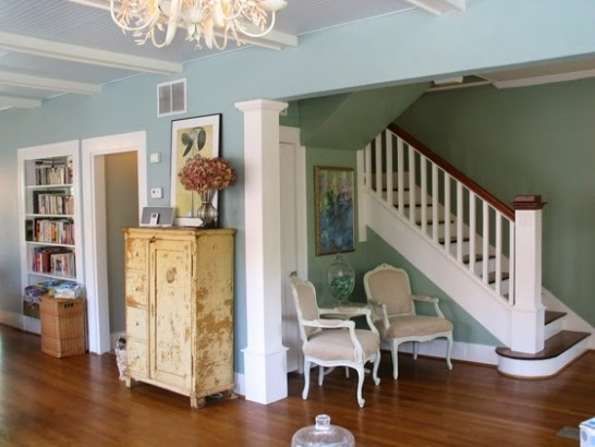 Shabby Chic Walls Paint Shabby Chic Paint Colors For