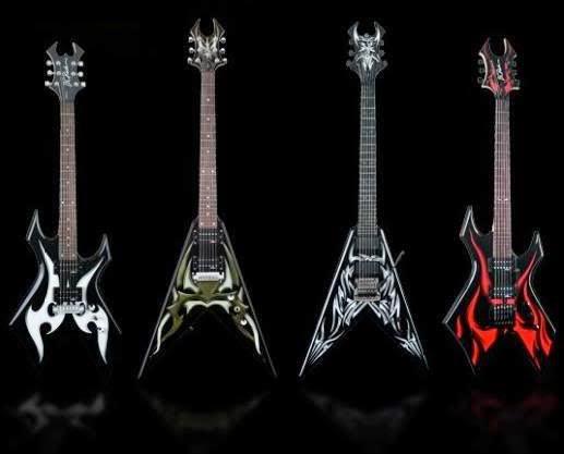 merk gitar bc rich