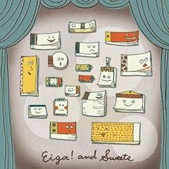 ぱらぱらマンガ喫茶展 2013 『Eiga! and Sweets』