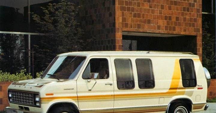 All American Classic Cars 1982 Ford E150 Econoline Bivouac Conversion Van