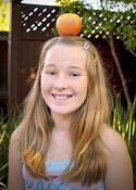 Hannah in 6th grade