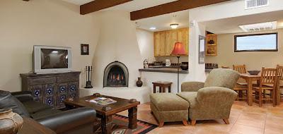 Santa Fe Style Interior Design