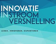 cover Innovatie in stroomversnelling: leren, innoveren, exporteren