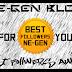 Award Kedua Ninja Blogger Dari NE-Gen