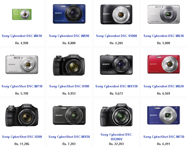 sony video camera price list 2013. geniusimages: sony digital camera price list in india from . video 2013