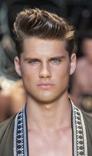 Trends in Mens Hairstyles 2013