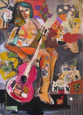 Cuando la música y la pintura se mezclan