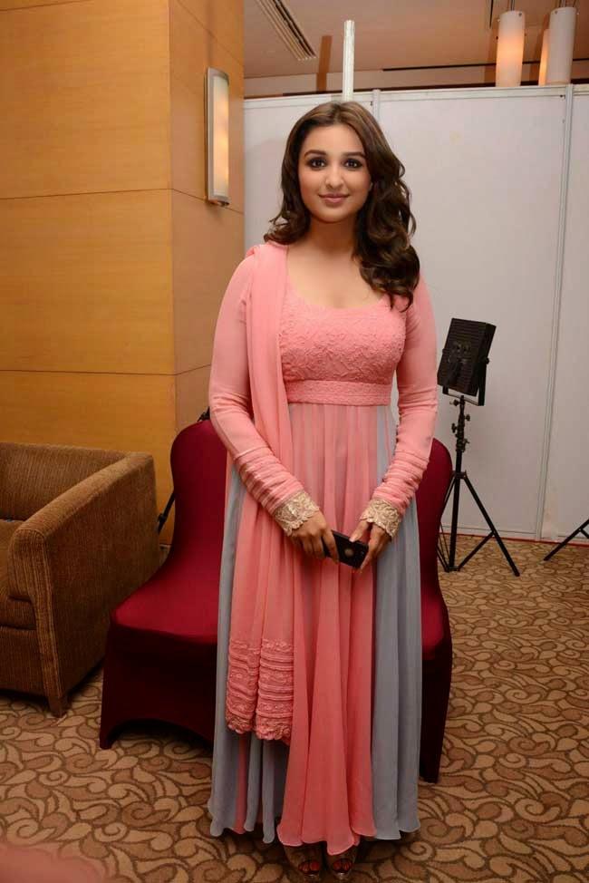 Parineeti Chopra at Men for Mijwan charity fashion show