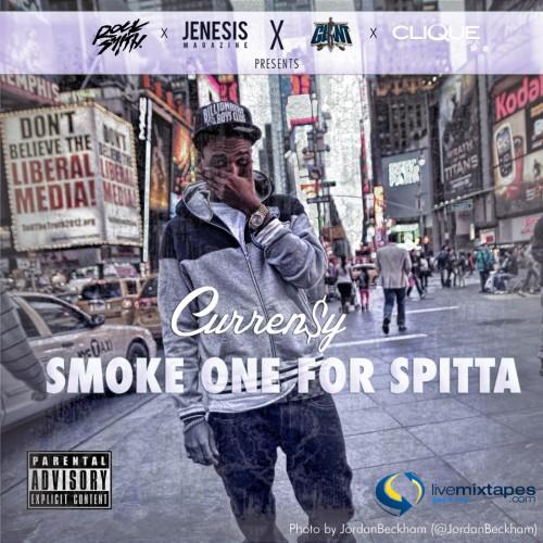 [Mixtape] Curren$y – Smoke One For Spitta