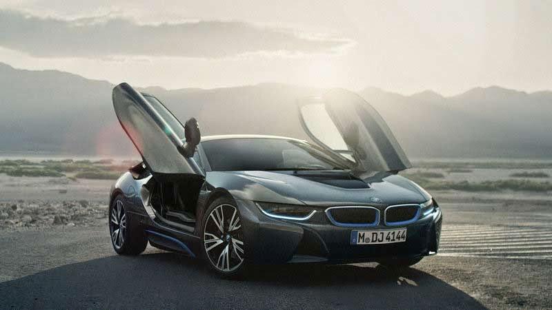 BMW DesignworksUSA Presents a Solar Carport Concept