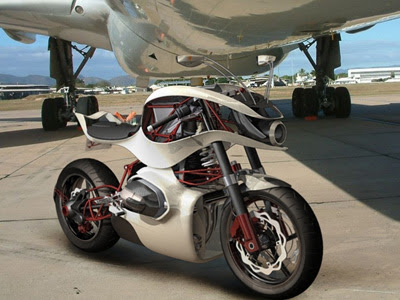 BMW IMME 1200 Concept Motorbike