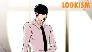 Lookism Seok Park Webtoon Wallpaper