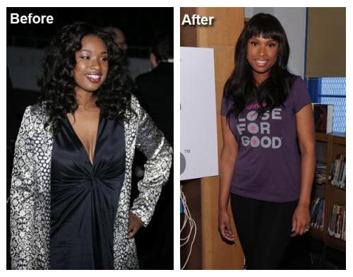 Jennifer Hudson Weight Loss Story