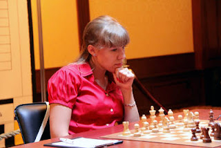 Échecs à Moscou : Olga Girya (2433) - Photo © site officiel