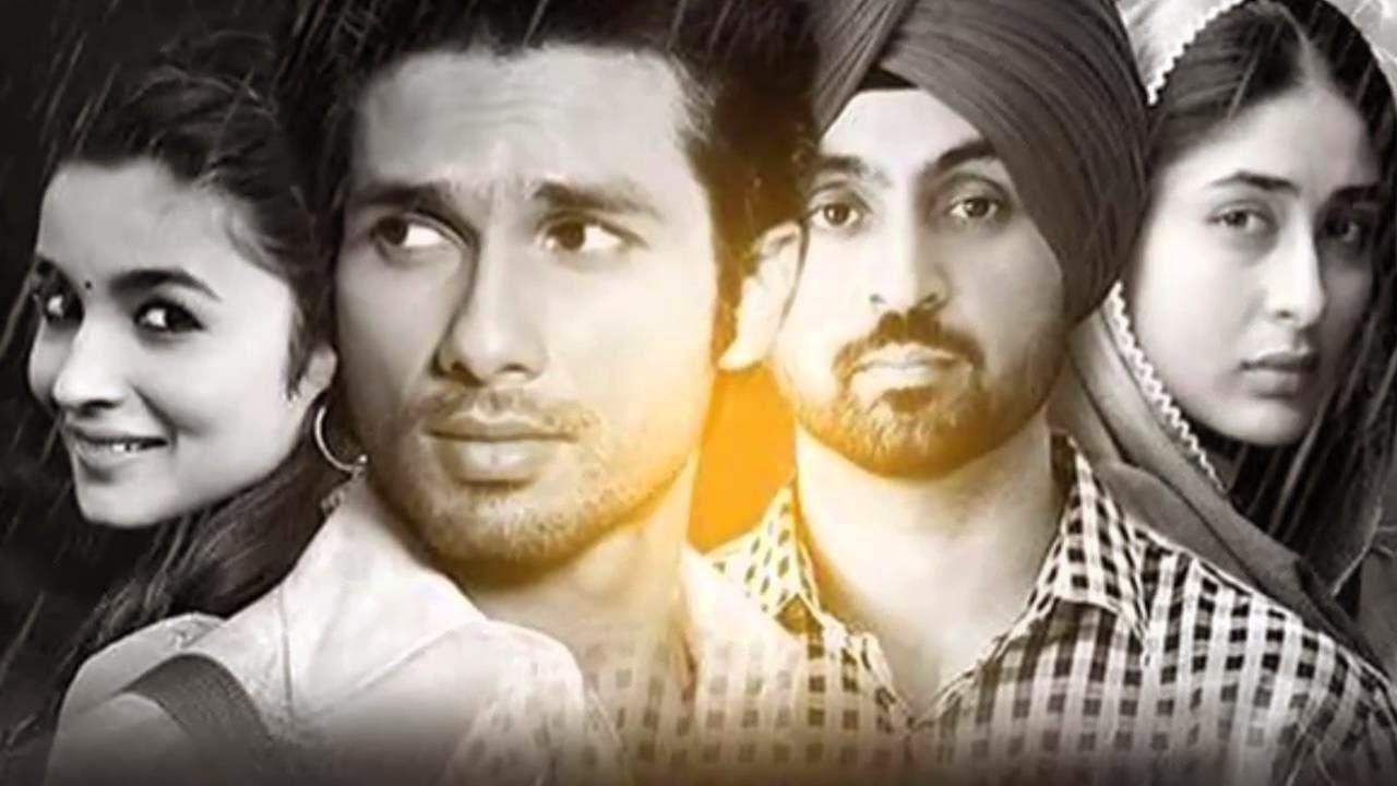 Diljit Dosanjh featuring Udta Punjab with Kareena Kapoor, Shahid Kapoor and Alia Bhatt