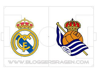 Prediksi Pertandingan Real Sociedad vs Real Madrid
