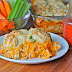 Buffalo Chicken Biscuit Bake