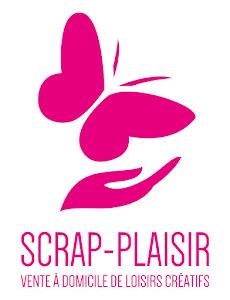 Je suis démonstratrice Scrap Plaisir en région Brestoise (29) Contactez moi pour devenir démo !!!!!