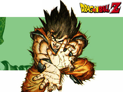 Dragon Ball Z Cartoon Network Wallpaper 2012