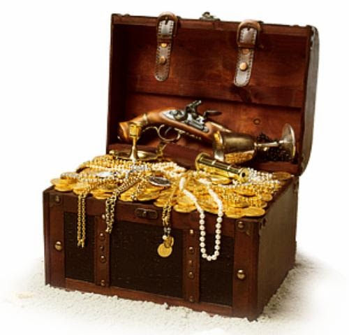 картинки сундука с сокровищами